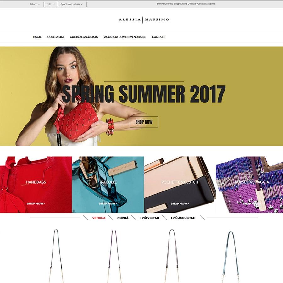 Sistema E-commerce Alessia Massimo