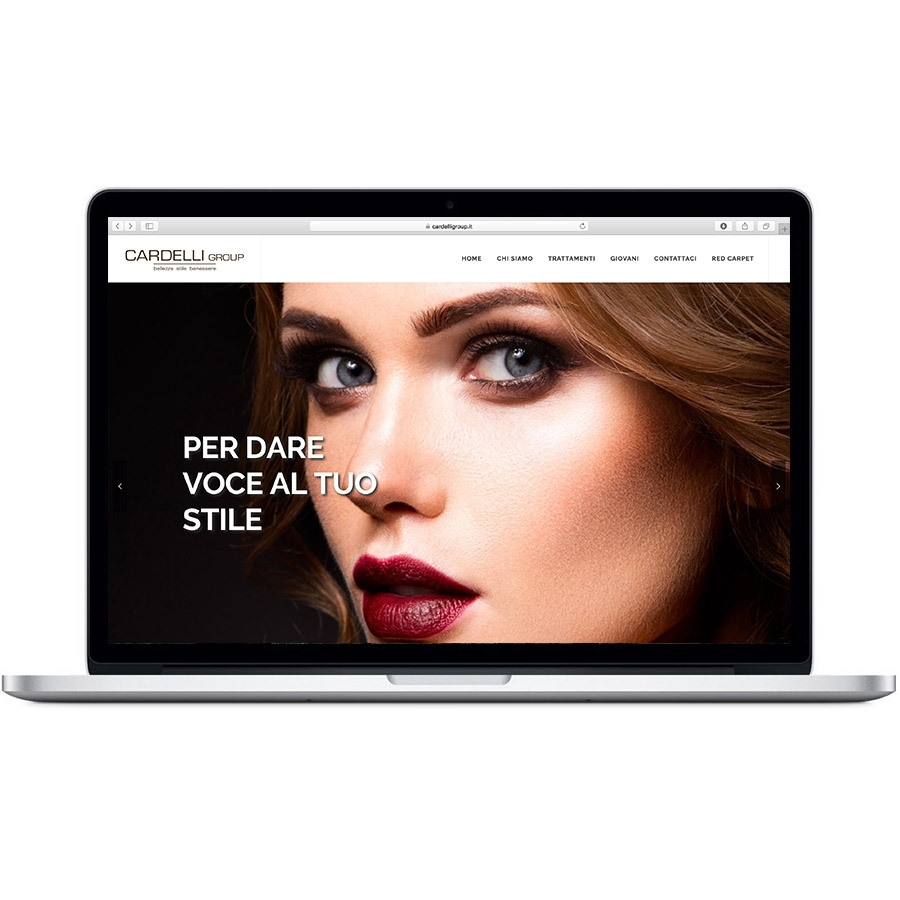 Sistema E-commerce Cardelligroup